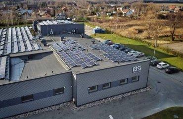Saulės baterijos